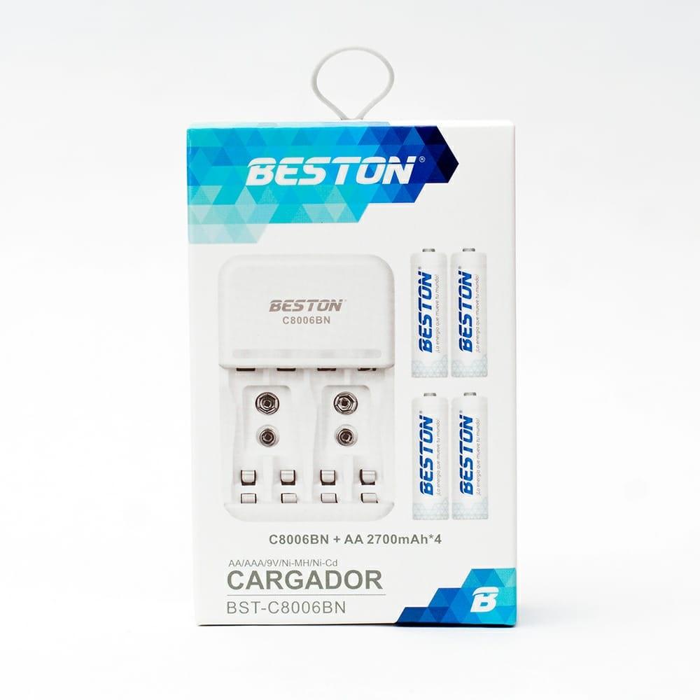 CARGADOR BST-C8006BN AAX4 2700mAh